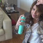 """#Funny I'm trying 2 get ready & getting SO frustrated w/this """"COWELLick"""