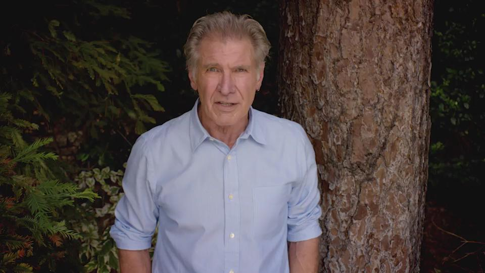 Listen to a special call to action from Harrison Ford for the Paris #COP21. #INeedNature https://t.co/fEFZvVHWmP https://t.co/audFKVRI0M