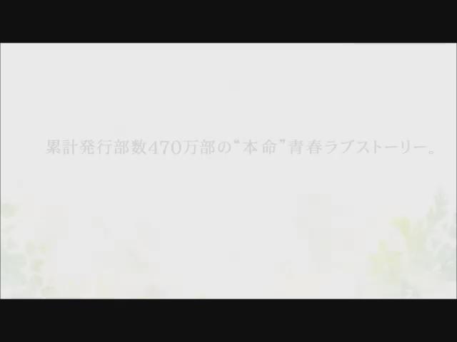 アオハライド(Production I.G)高校1年の終わり、吉岡双葉は中学時代に転校し、忽然と姿を消した初恋の人・田中