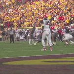 WR @tim_white6 doesnt always play in the Territorial Cup, but when he does, he gives Territorial Cup effort https://t.co/TcDmKDcpAq
