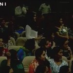 Rahul Gandhi has no idea what hit him! Booed and lumped by young students of Mount Carmel.. https://t.co/dTsj9Na7tG