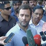 """Rahul Gandhi on students response to his question """"Is Make In India & Swachh Bharat working?"""" https://t.co/i0ospl8t3D"""