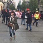 """جماهير غلطة سراي في عاصمة اسبانيا مدريد : """"أن المسلمين ليسوا إرهابيين""""   https://t.co/HRBRdqe1ZZ"""