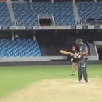 Practice session before first T20I #PAKvENG #DreamGreen https://t.co/sHJ9wx55Hg