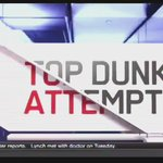Dontavious Smith showing off his ????????and making it ☔️ on @SportsCenter last night! ???? #UnitedInBlue #AEHoops https://t.co/RaOakCPLGN