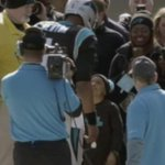 Inside the NFL showed footage of Cam Newton hanging out with kids pre-game & its just as awesome as youd think. https://t.co/Az1EZqws0m
