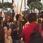 RT @aaronsalomong: Estudiantes se quejan del Apra y del fujimorismo por #LeyCotillo. https://t.co/EloewGwhh0 https://t.co/qHi4MpHnGc
