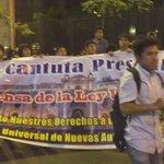 "RT@aaronsalomong ""Chapa tu rector y sácalo a patadas"", exigen los universitarios https://t.co/x0YmQcqFCe https://t.co/qHi4MpHnGc #LeyCotillo"