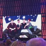 5SOS LIVE FROM THE #ARIAs PT1 https://t.co/SX1Pdz2xgd