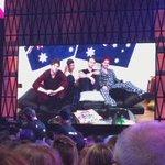 5SOS live at the [PART III] #ARIAs #VideoMTV2015 #MTVStars 5 Seconds of Summer https://t.co/cEwzLTZBfa