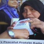 Dear Rangers ! Listen to the cry of a mother of an #MQM worker. She is calling to God. #RallyAgainstInjustices https://t.co/HyrlgswySt
