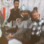 #RallyAgainstInjustices Dr Farooq Satrar, Waseem Akhtar leading Rally on bikes https://t.co/sxz7pxET6u