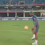 Match Day - First T20I #PAKvENG #DreamGreen @WahabViki https://t.co/uwmNhL3fHf