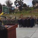 CONFERENCIA ????El Crnl. José Nuñez, jefe de Estado Mayor de la @7biLoja, ofreció conferencia alusiva al Himno Nacional https://t.co/Hb8hmnWPDn