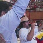 """Pdte.@NicoladMaduro y Gino Ginzalez en Guanare """"todos somos Chávez"""" #HombresyMujeresDeHonor #ComoSea https://t.co/cQoyILTJGm"""
