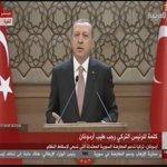 #شاهد   الرئيس #أردوغان : رجب طيب أردوغان مسلم و 99 % من سكان #تركيا مسلمون، فكيف يدعون أننا نعمل على أسلمة تركيا؟! https://t.co/QlYbFIntee