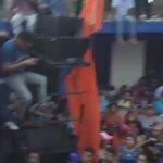 Diputado @Azuaje_Wilmer durante cierre de campaña Pedraza de Barinas, más de 10mil personas #VenezuelaQuiereCambio https://t.co/ZB6IuAolbN
