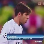 Juninho was the master of free kicks. https://t.co/UK7geXiUL7