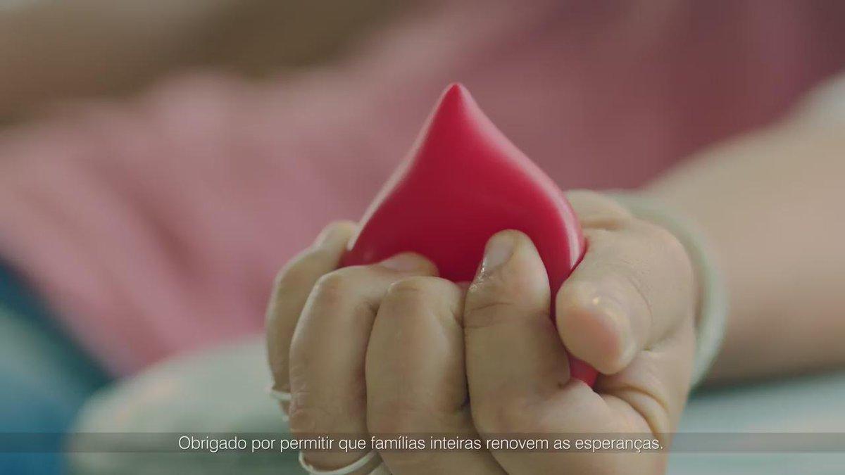 Se você tem entre 16 e 69 anos, procure o hemocentro mais próximo e #doesangue. Doar sangue é compartilhar vida. https://t.co/NOOo8T1DEx