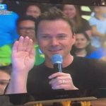 Pabebe wave from @bryan_white @aldenrichards02 @mainedcm #ALDUBStaySTRONG https://t.co/KRBThi8qwS