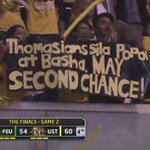 #UAAPSeason78 UST supporters know that everybody deserves a second chance #McDoBonFriesUST https://t.co/WfPwuaEDbY