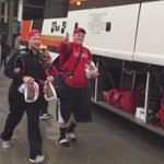 The trophy is heading back home to #Louisville // @UofLEquipment @939TheVille @HowieShow https://t.co/OMTcE3pA88