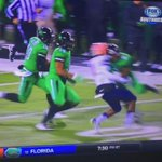 Carlos Harris laid someone out #UNT YIKES https://t.co/kzlJ9hCxMV