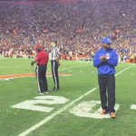 Great to have @FredTaylorMade here! #TaylorMade #GoGators #FSUvsUF https://t.co/mt34lqUUhj