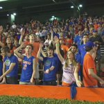 Best fans ever. #GoGators https://t.co/5zrwl6Rt4q