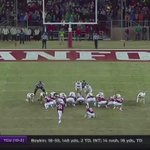 The first game-winner of @ConradUkropinas career. All Right Now! #GoStanford #BeatND https://t.co/B2rEGamhCi