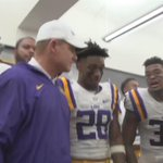 Les Miles is dabbing and the world is right again. 😂 https://t.co/VkF8Bxm3QX