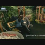 Observe Aldens head movements, I think He kissed Maine on the cheeks& Maine kissed back s cheeks dn #SPSLaughWins https://t.co/QOZajPAemi