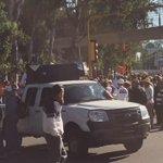 #AlMinuto @SECCIONXXII por salir marcha del @IEEPOGobOax al Zócalo #Oaxaca. Vía @FotosNoticias https://t.co/iCsOM8G7oF