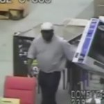 Police are still searching for this man who walked out of Wal-Mart with 3 flat-screen TVs in Henry County. https://t.co/jnSwPlOodR