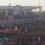 Real Jubilant Crowd #PPPFoundationDay @BBhuttoZardari @BakhtawarBZ @AseefaBZ https://t.co/mxa0JavBmT