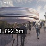 What do you think of the latest designs for Bristol Arena? The planning application has just been submitted https://t.co/fxzi33r7kb