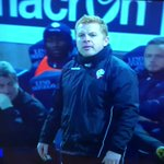 """Bolton striker Gary Madine appears to call Northern Irishman Neil Lennon a """"Scottish prick!"""" #BWFC https://t.co/4Qy4EHL0ss"""