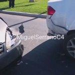 Percances esta mañana av. Pedro Sainz @ViaICampeche @movilidadcpe @cuidemoscampech @PoliciaCampeche @piloto208 https://t.co/fd1rO9vl9C