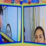 SLOMO of that Swak na swak Kiss of Alden to Maine! KILIG! #ALDUBDejaVuLove @maiden16_cali @MaineAlden16 @allanklownz https://t.co/bt3Khlyf46