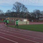 Vertrautes Bild beim Laktat-Test. Wiedwald lässt abreißen. #Werder https://t.co/BeCdZvxmzc