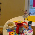 Thanks to #Microsoft, my daughter now wants my phone and #HoloLens to see holographic ballerinas! #MadeWithHoloLens https://t.co/gG7mApQRci