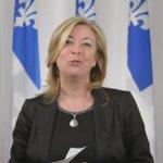 La ministre Dominique Vien, se réjouit de l'adoption du projet de loi no 67 #polqc #plq https://t.co/ojg0p1erCo https://t.co/LEdojovoP3