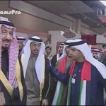 #الملك_سلمان_بن_عبدالعزيز يشارك  الإماراتيين احتفالاتهم بـ #اليوم_الوطني44 .. #السعودية_تهنئ_الإمارات_بيومها_الوطني  https://t.co/P3JAc6R3li