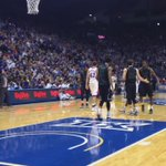 Loud noises! Cheick Diallo checks in. #kubball https://t.co/uvpSouxis3