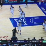 The dunk of the night goes to Cheick Diallo! The KU Freshman with the SportsCenter top play of the night! #kubball https://t.co/aA3WMue9ZL