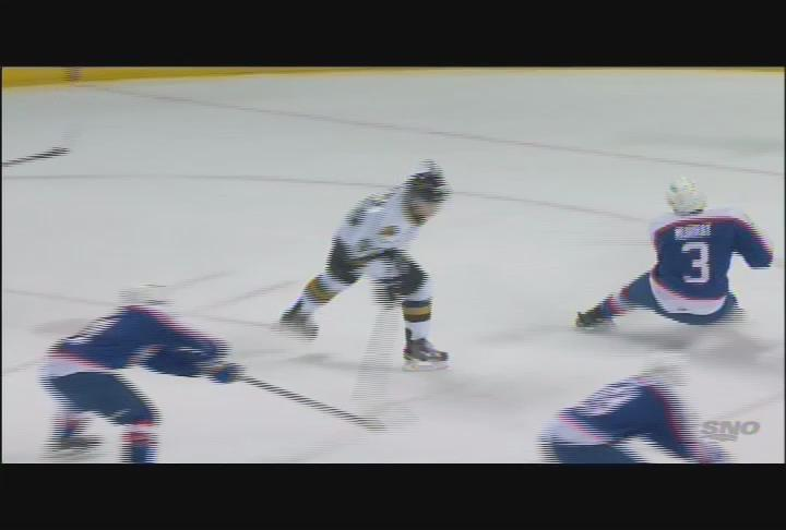 Every goal from Mitch Marner's #back2back hat trick weekend. @Marner93 @GoLondonKnights #leafs #NHL https://t.co/bSd0QQdvv7