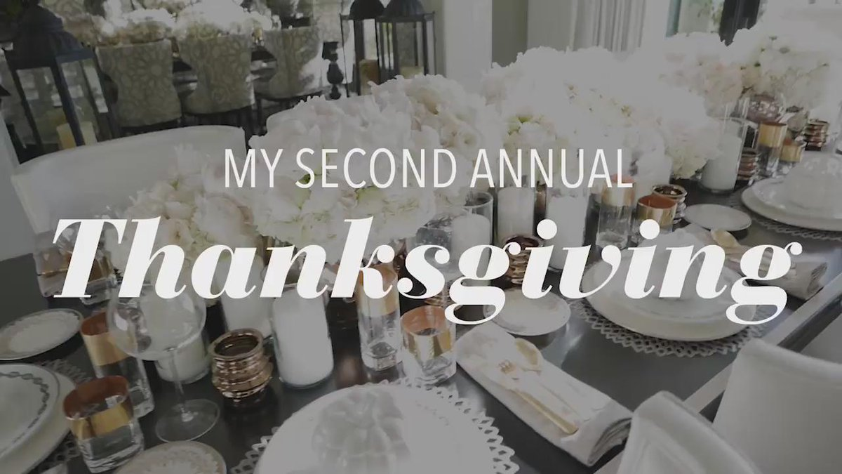 Love this vid of my fam saying what we're thankful for. Feelin' blessed! More on my app https://t.co/4JWmdy7q43 https://t.co/ruq3frMBbN