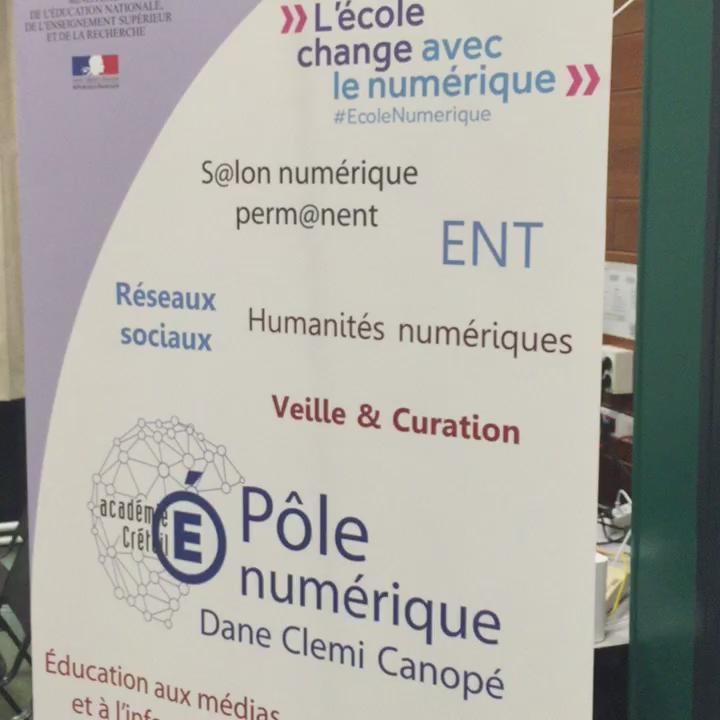 #PlanNumCreteil : le Pôle numérique d'@accreteil forme les#commissions numériques du 77 #EcoleNumerique https://t.co/A8K6nJboYS