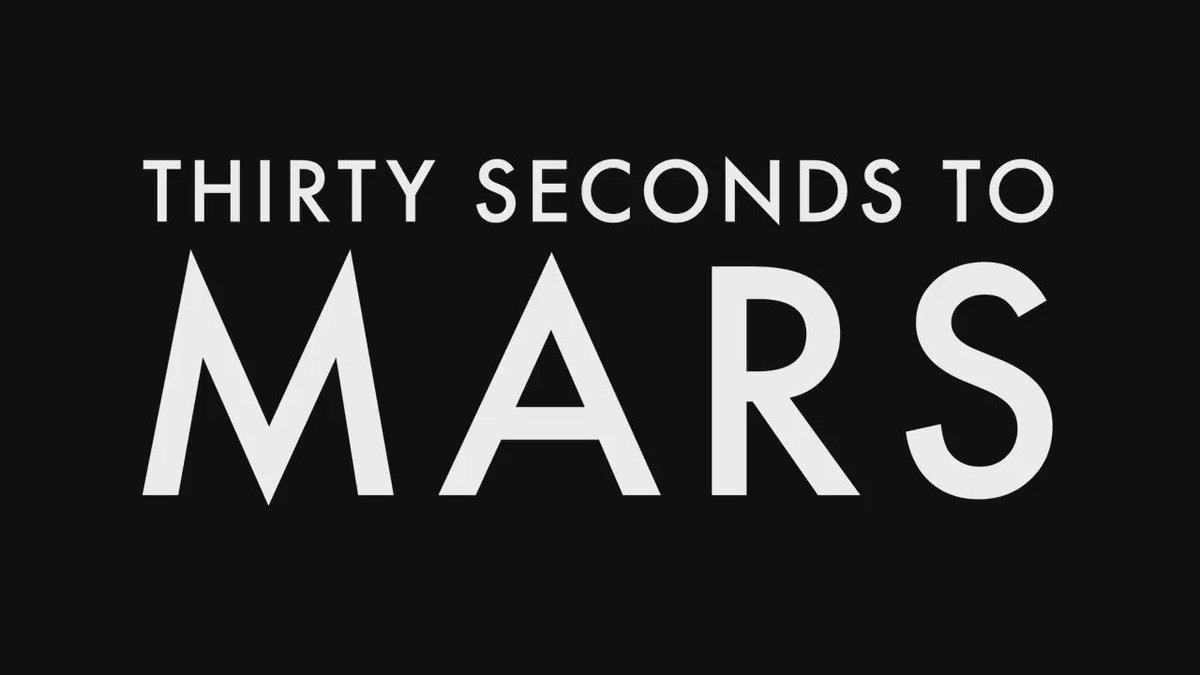 RT @30SECONDSTOMARS: Now Available in the @VyRT Vault: #ChurchOfMarsLondon. | https://t.co/tuHur0uZb9 https://t.co/MSrTd7SW6U