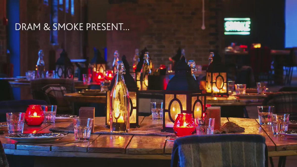 Great food by @Dram_and_Smoke. Great whisky by us! RT to win 2 seats at this Scottish pop-up https://t.co/v0GxD1ihpe https://t.co/xpbmPEwBdc